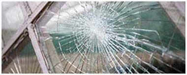 Brent Smashed Glass